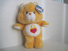 "Care Bears SECRET BEAR 20th Anniversary 14"" Plush Stuffed Animal"