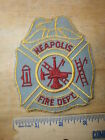 NEAPOLIS OHIO FIRE DEPARTMENT PATCH Providence Township Lucas County Rescue vtg