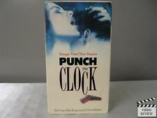 Punch The Clock VHS Mike Rogen, Chris Moore