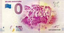 ESPAGNE Benalmádena, Selwo Aventura, 2019, Billet 0 € Souvenir