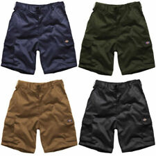 Shorts e bermuda da uomo Dickies marrone in cotone