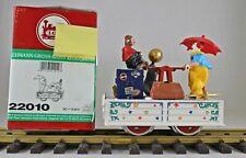 LGB 22010 Draisine Circus aus Sammlung mit OVP