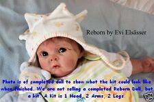 REBORN DOLL KIT, CHRISSY BY ELLY KNOOPS, VINYL KIT