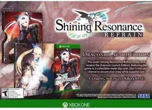 Shining Resonance Refrain: Draconic Launch Edition - XBox One - (NEW)