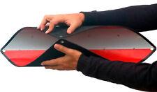 Placa V20 Flexible ABS 50x50 Homologada. Señal V20 portabicicletas