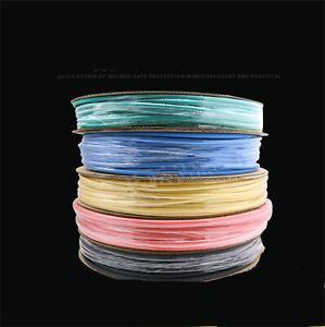 φ1mm 2:1 Heat Shrink Tubing Insulation Shrinkable Tube Wire Cable Sleeve Kit