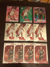Miami Heat KZ Okpala Lot (11) + MOSAIC GREEN PINK PRIZM + Optic Pink Hyper