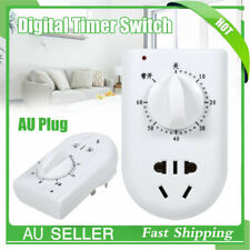 Digital Timer Switch DC 12V Programmable Control Time Relay 24 Hour Day Weekly
