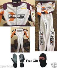 Exprit New  Go Kart Race Suit CIK/FIA Level 2