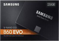 Samsung 250GB 860 EVO 2.5-inch Solid State Drive MZ-76E250BW