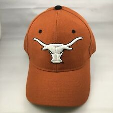 Texas Longhorns Zephyr Size 7  Fitted College Hat Baseball Cap