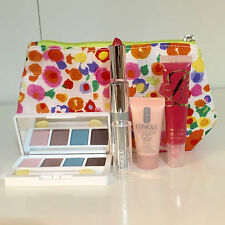 Beauty Collection:  Clinique CC cream, mascara, eyeshadow, Estee Lauder lipgloss