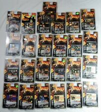 Lot of 25 KISS Peter Criss Die-Cast Funny Cars Johnny Lightning - Racing Dreams
