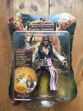 PIRATES OF THE CARIBBEAN DEAD MANS CHEST JACK SPARROW FIGURE SEALED NEW