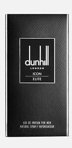Dunhill London Icon Elite EDP Spray 50 ml Mens  Eau de Parfum Gift Frangnace New