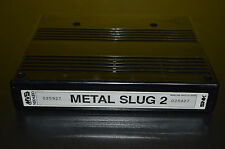 Metal Slug 2 / II - Neo Geo MVS Cartridge - Original - SNK