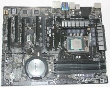 Asus Z97-AR motherboard (socket 1150) + Intel i7-4770K CPU combo - fully working