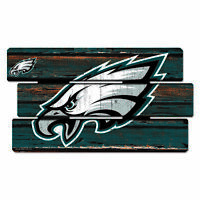 Philadelphia Eagles Defense Holzschild XL  63 cm ! !,NFL Football,Fence Sign