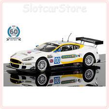 Aston Martin Gt3 Dbr9 Limited 60 Years Scalextric C3830a