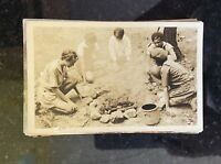 a2m oostcard old undated albany girl guides scouts cogswell rp cooking