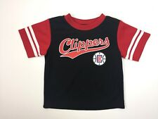Los Angeles Clippers Nba Licensed Shirt Size 4 Toddler Nwt