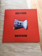 """Chase And Status – Brand New Machine 2x12"""" Drum And Bass Vinyl"""