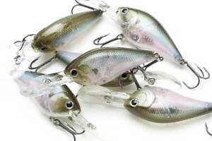 LUCKY CRAFT LC 2.0XD - 238 Ghost Minnow (1qty)