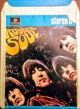 cassetta stereo 8 Beatles - Rubber Soul