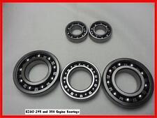 EZGO Engine Bearings For Crankshaft and Balancer Shaft 295 350