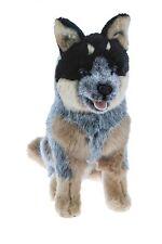 Cattle Dog Australian  Plush Stuffed Toy Dog 35cm/14in Marshall by Bocchetta
