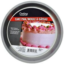 "(BRAND NEW) 2 X Cooking Concepts Round Non Stick Cake Pan 8"" Inch~ 2 Pack"