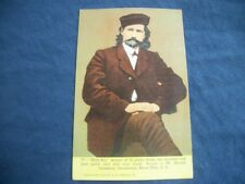 1940's Post card - Wild Bill Hickock