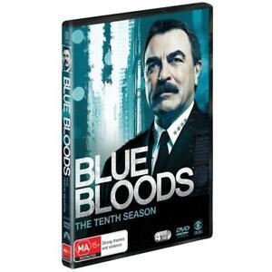 BLUE BLOODS : Season 10 : NEW DVD