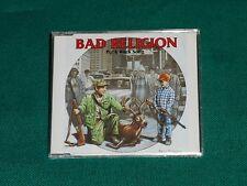 BAD RELIGION PUNK ROCK SONG SINGOLO 4 TRACCE