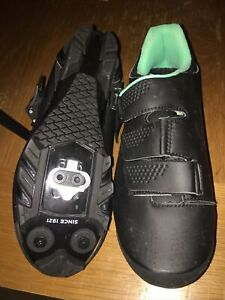 FWE Pitch Sport Womens MTB Cycling Spinning Shoes Size Eu37 US7 UK4 Brand New