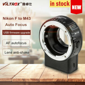 Viltrox NF-M1 Auto focus Lens adapter for Nikon F-Mount to M4/3 Camera Olympus