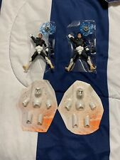 Star Wars Clone Wars Army Of Republic 2003 Speeder Bike Clone Trooper Lot Set
