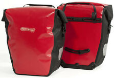 ORTLIEB BACK ROLLER CITY PANNIER BIKE BIKE BAGS RED