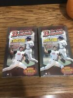 2000 Bowman Home of the Rookie Card Baseball Box (Factory Sealed) - Lot of 2