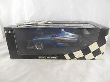 Minichamps 180 990120 1999 BAR 01 Supertec Testcar J Villeneuve Scale 1:18