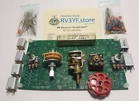 Simple 5-bands Ham radio receiver KARLSON 10,15,20,40,80 meters.KIT for assembly