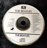 Audio CD - THE BEATLES - The Beatles UK 1993 Disc 1 Excellent (EX) WORLDWIDE