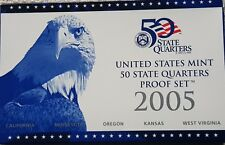 More details for us 50 state quarters dollar proof deep cameo sets 1999-2009 choose yours