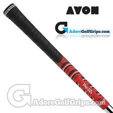 AVON Tacki-mac dual compound / poignées Moulé-noir / rouge x 3