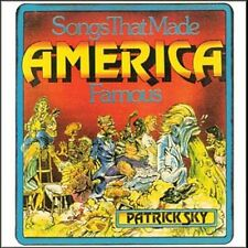 NEW Songs That Made America Famous (Audio CD)