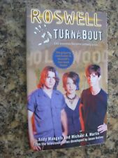 Roswell Turnabout by Michael A. Martin and Andy Mangels (2003, Paperback)
