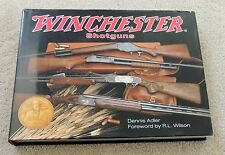 WINCHESTER SHOTGUNS BOOK firearms hunting weapon gun HARDBACK Adler MANY PHOTOS