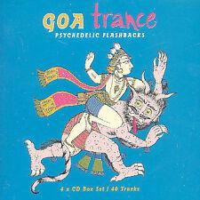 Various Artists : Goa Trance CD
