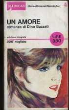 BUZZATI, Dino - UN AMORE - OSCAR Mondadori 4