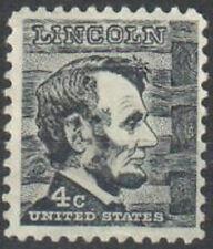 SC#1282  Abraham Lincoln MNH